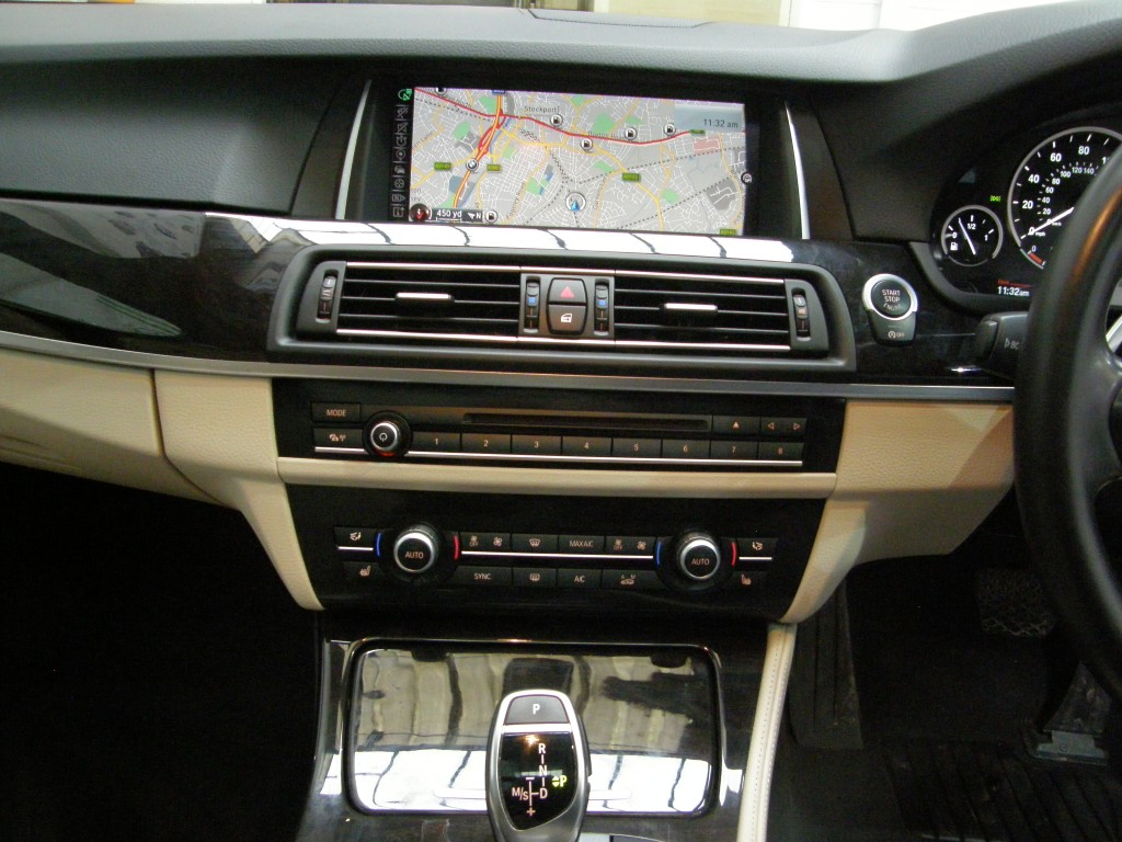 BMW 5 SERIES 3.0 535I M SPORT TOURING 5DR AUTOMATIC