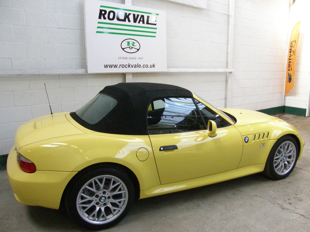 BMW Z SERIES 3.0 Z3 SPORT ROADSTER 2DR