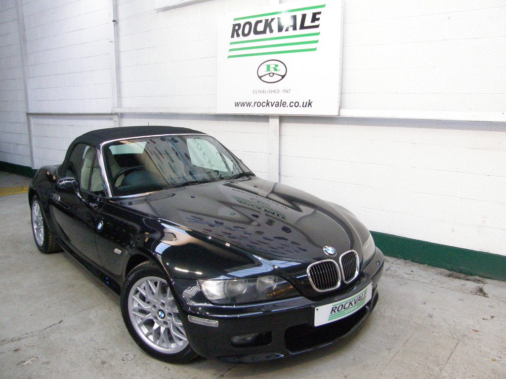 BMW Z SERIES 3.0 Z3 SPORT ROADSTER 2DR AUTOMATIC