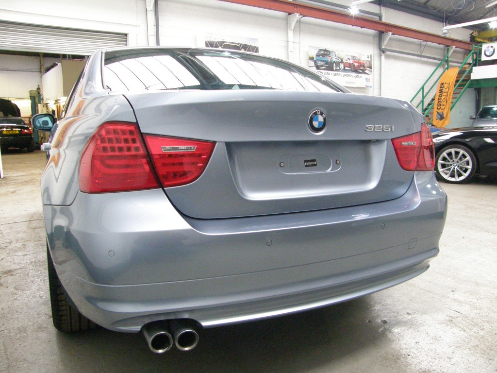 BMW 3 SERIES 3.0 325I SE 4DR