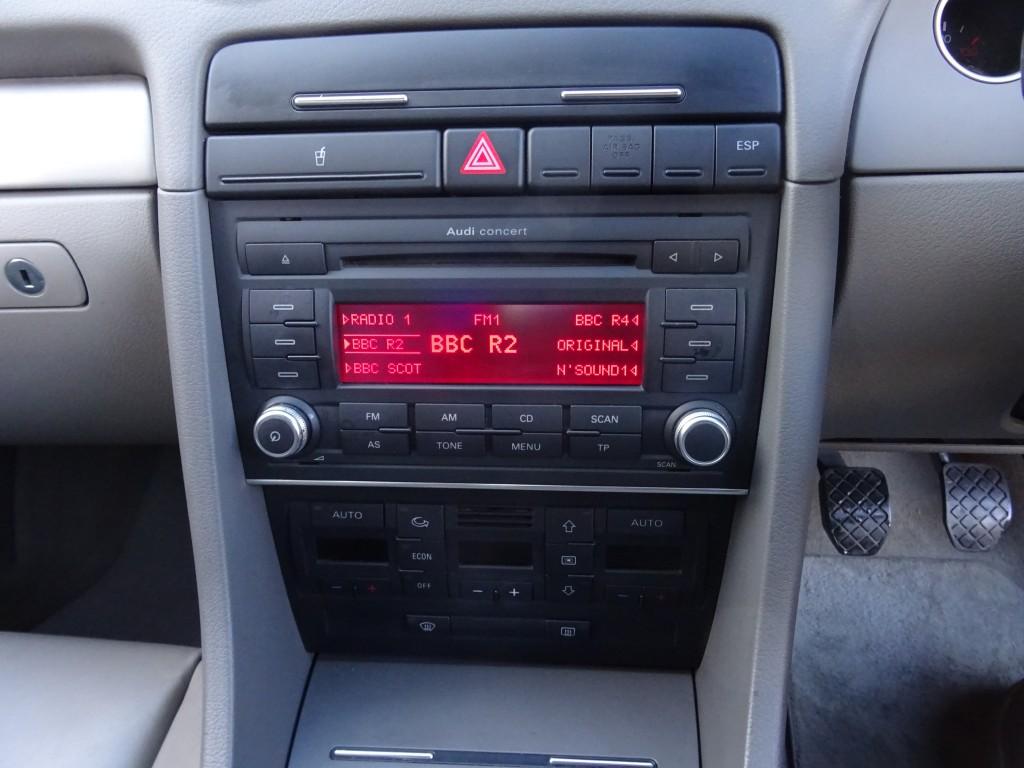 AUDI A4 2.0 TDI 2DR