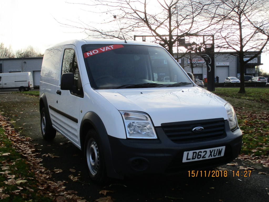 FORD TRANSIT CONNECT 1.8 T220 - AIR CON - ELECTRIC WINDOWS - NO VAT