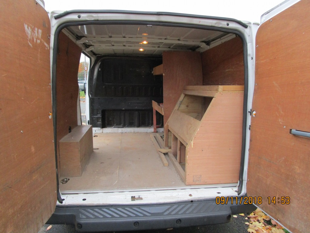 FORD TRANSIT 115 T280 ECONETIC - AIR CON - NO VAT