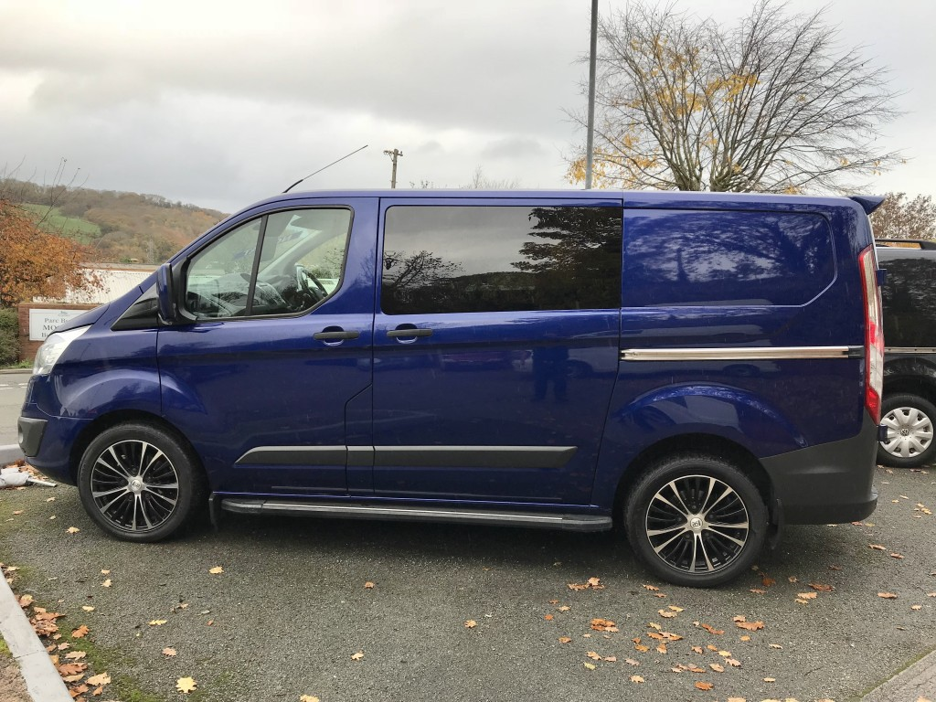FORD TRANSIT CUSTOM 270 TREND  NO VAT