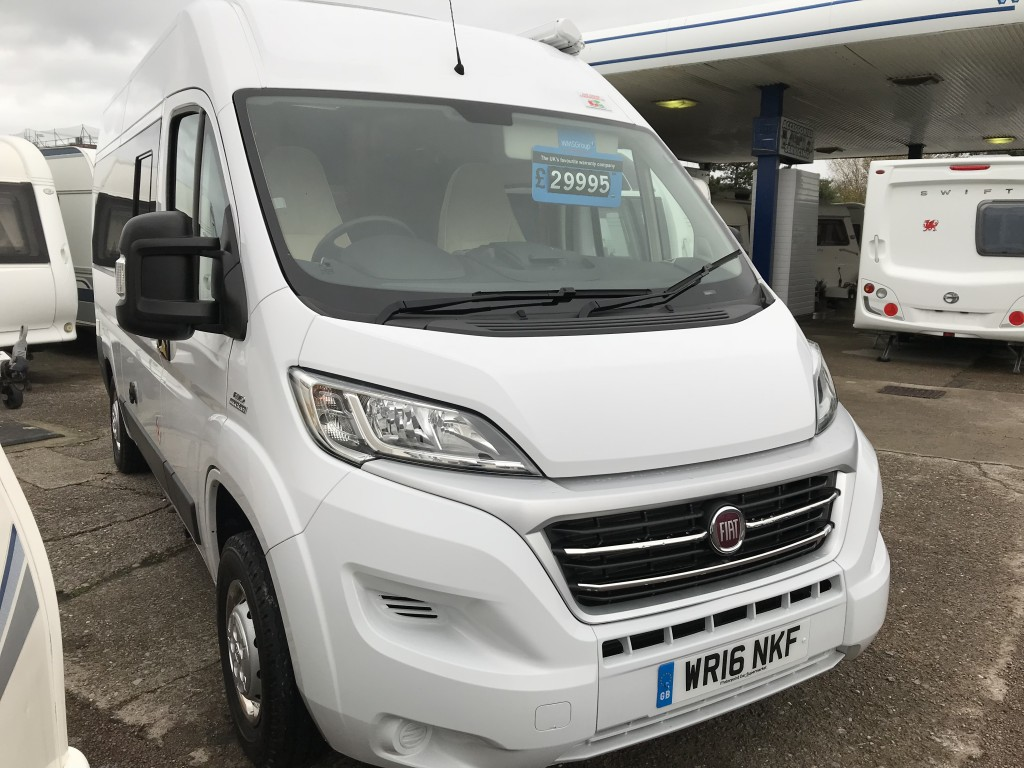 FIAT Ducato campervan AJW  leisure