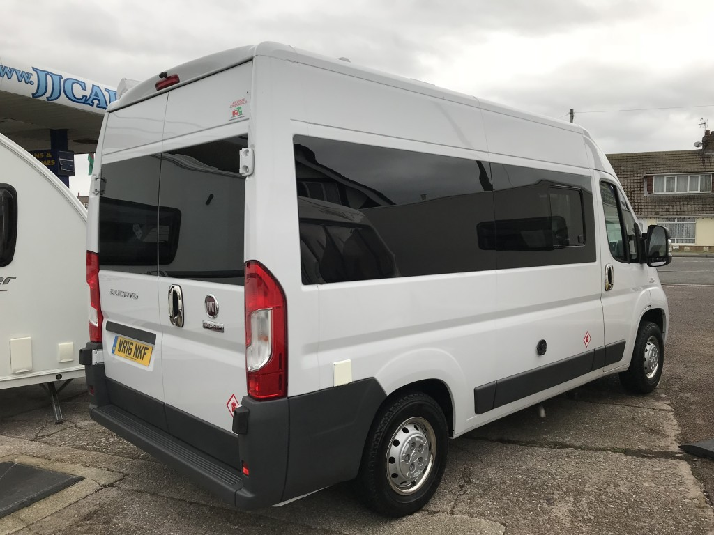 Fiat Ducato Campervan Ajw Leisure For Sale In Colwyn Bay J J Car Sales