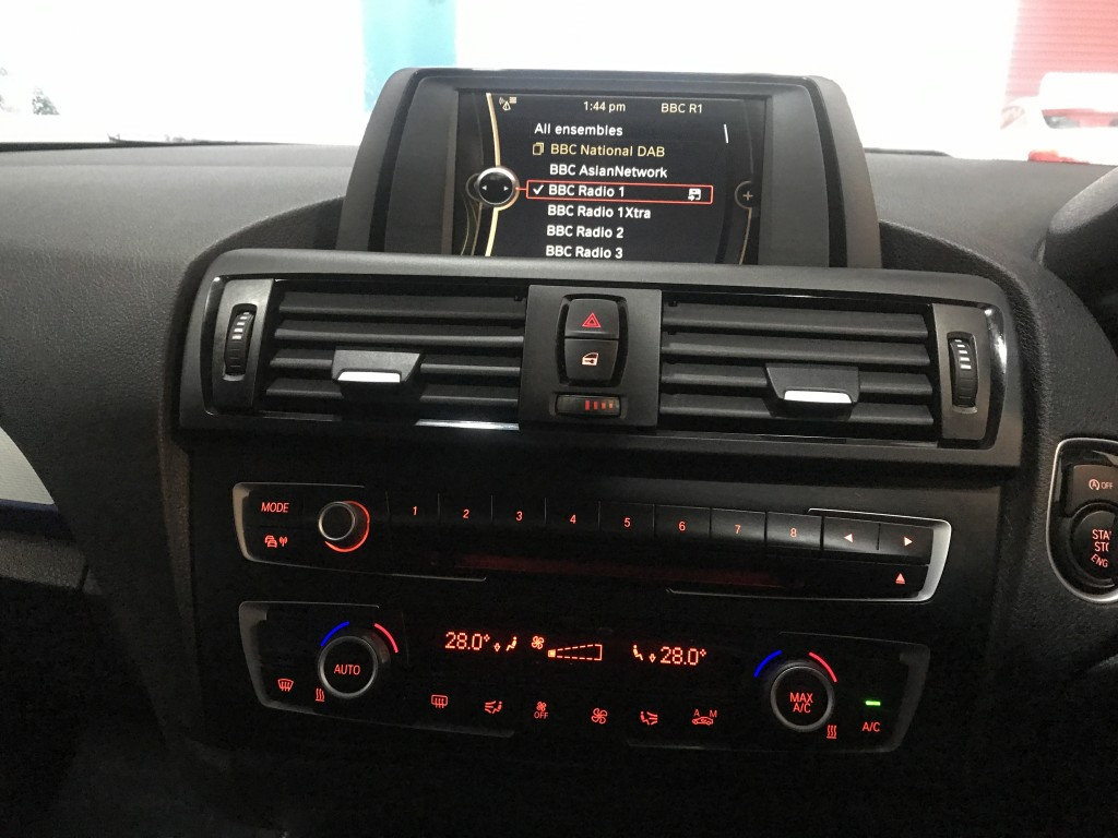 BMW 1 SERIES 3.0 M135I 3DR AUTOMATIC