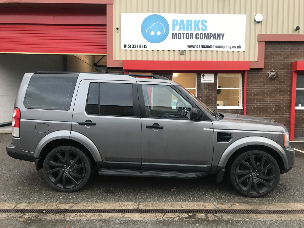 LAND ROVER DISCOVERY 3.0 4 TDV6 XS 5DR AUTOMATIC