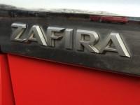 VAUXHALL ZAFIRA 1.6 EXCLUSIV 5DR