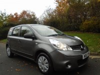 NISSAN NOTE 1.5 VISIA DCI 5DR