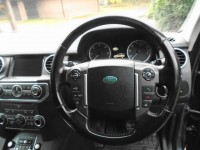 LAND ROVER DISCOVERY 3.0 4 SDV6 XS 5DR AUTOMATIC