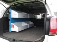 VAUXHALL ASTRA DIESEL CAR DERIVED VAN 1.7 CLUB ECOFLEX