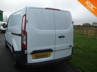 FORD TRANSIT CUSTOM DIESEL PANEL VAN 2.2 270 LR P/V