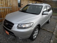 HYUNDAI SANTA FE 2.2 CDX+ CRTD 7 SEATS 5DR 4WD DIESEL 2007 57 REG HEATED LEATHER CRUISE GREAT SPEC AA APPROVED