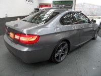 BMW 3 SERIES 3.0 325D M SPORT 2DR COUPE 3.0 DIESEL SAT NAV HEATED ELECTRIC LEATHER SEATS - XENON HEADLIGHTS 19
