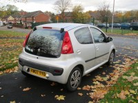 PEUGEOT 107 1.0 URBAN 5 DOOR - ELECTRIC WINDOWS - FSH (lots)