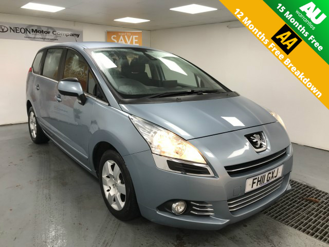 Used PEUGEOT 5008 1.6 HDI SPORT 5DR in West Yorkshire