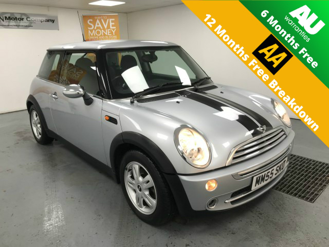 Used MINI HATCH 1.6 COOPER 3DR in West Yorkshire