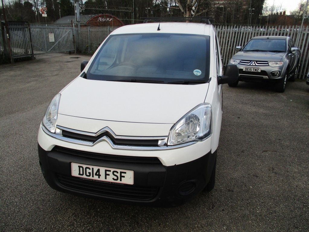 CITROEN BERLINGO 1.6 850 ENTERPRISE L1 HDI