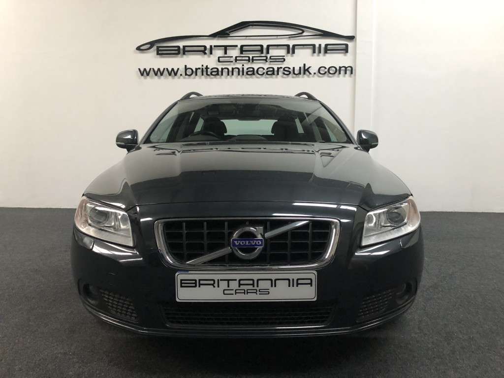Volvo V70 2 0 D4 Se 5dr Automatic For Sale In Sheffield