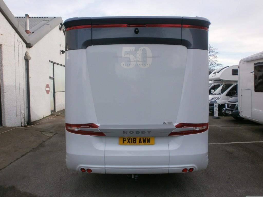 HOBBY Optima De Luxe Premium T75 HGE (Automatic)