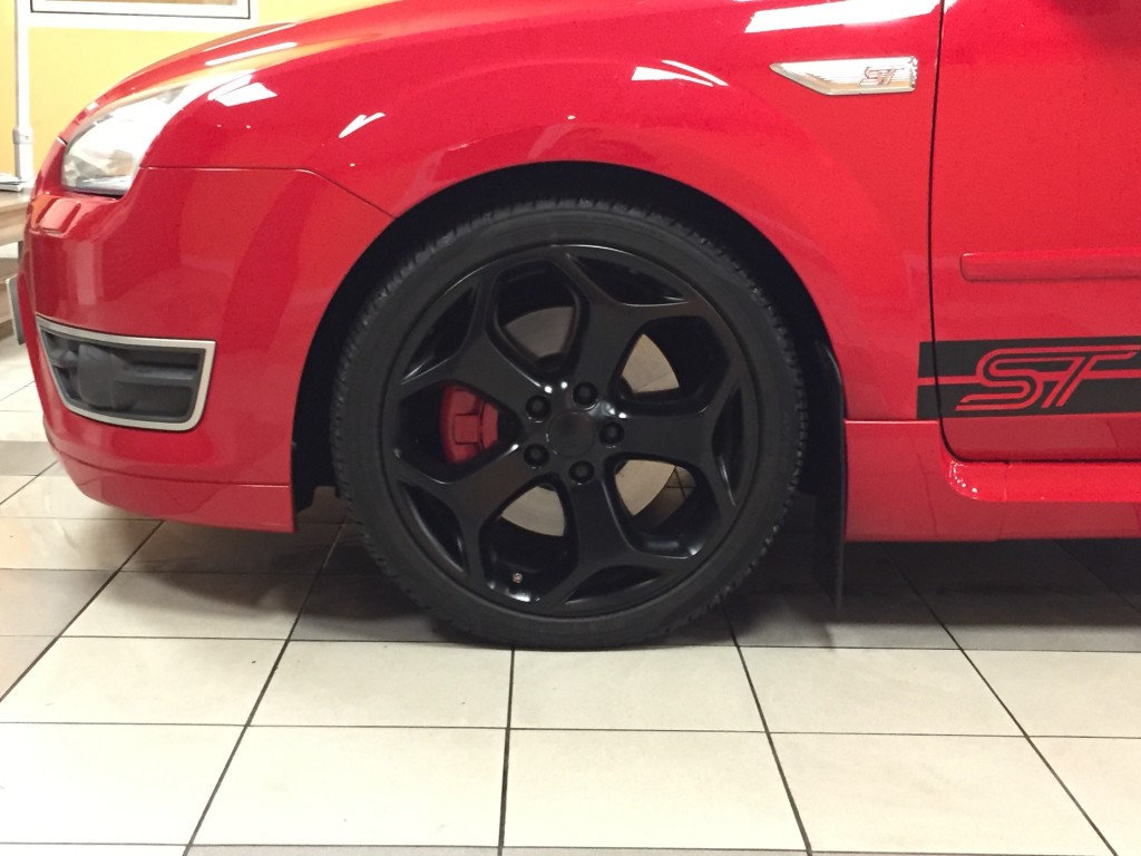 FORD FOCUS 2.5 ST-3 3DR