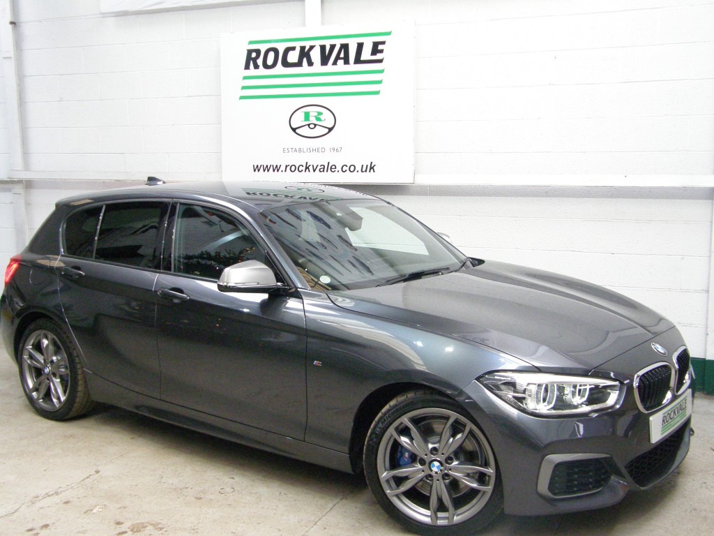 BMW 1 SERIES 3.0 M135I 5DR AUTOMATIC