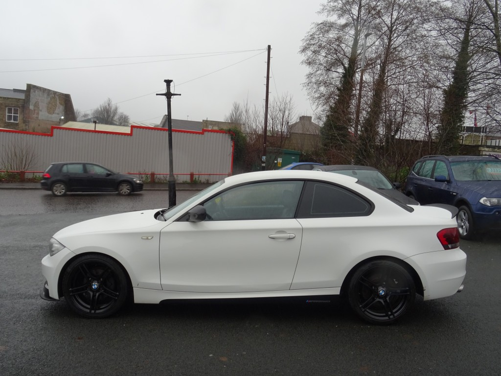 BMW 1 SERIES 2.0 118D SPORT PLUS EDITION 2DR