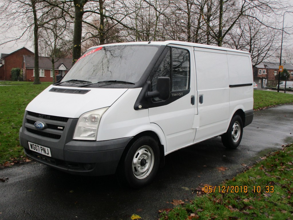 FORD TRANSIT 280 SWB - 94,000 MILES -  STUNNING CONDITION - NO VAT