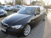 BMW 3 SERIES 3.0 330I M SPORT 4DR AUTOMATIC