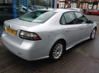 SAAB 9-3 2.0 LINEAR SE 4DR AUTOMATIC