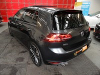 VOLKSWAGEN GOLF 2.0 GTD DSG 5DR SEMI AUTOMATIC PANORAMIC GLASS SUNROOF HEATED LEATHER UPGRADE ALLOYS