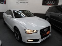 AUDI A5 2.0 TDI SE COUPE HIGH SPEC CHEAP TAX LEATHER HEATED SEATS SAT NAV CRUISE CLIMATE 19