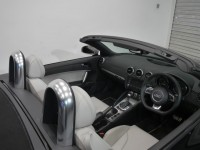 AUDI TT 2.5 RS TFSI QUATTRO 2DR SEMI AUTOMATIC