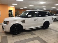 LAND ROVER RANGE ROVER SPORT 3.0 TDV6 AUTOBIOGRAPHY 5DR AUTOMATIC