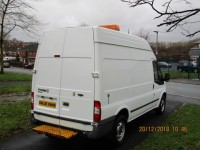 FORD TRANSIT 2.2 350 MWB HIGH ROOF - BLUETOOTH - HEATED SCREEN