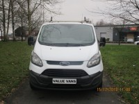 FORD TRANSIT CUSTOM L2 290 ECO-TECH (69,000 MILES) (FSH)