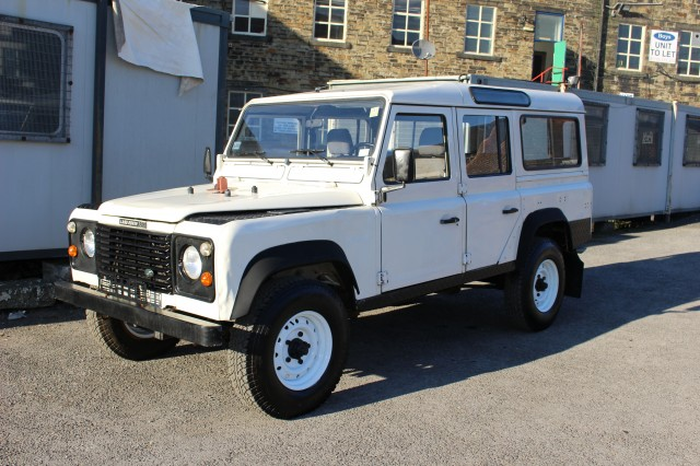 Used LAND ROVER Defender 110 200tdi County Station Wagon LHD  in Lancashire