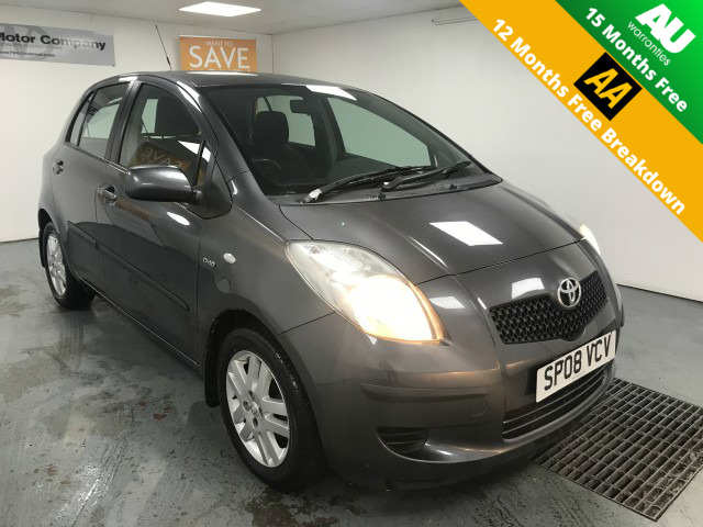 Used TOYOTA YARIS 1.4 TR D-4D 5DR in West Yorkshire