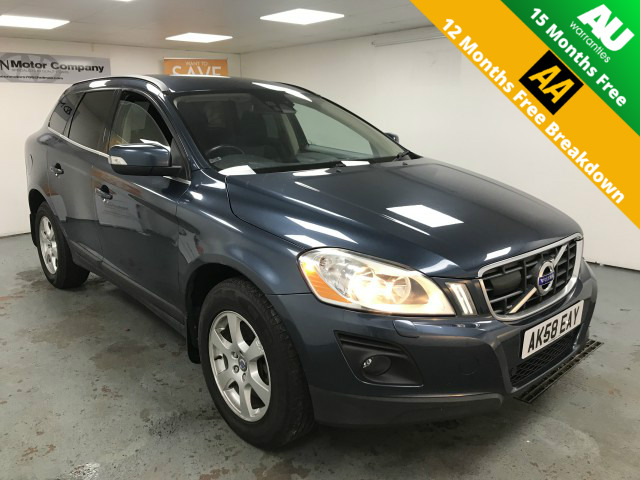 Used VOLVO XC60 2.4 D5 SE AWD 5DR AUTOMATIC in West Yorkshire
