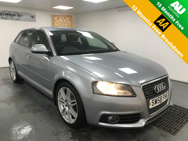 Used AUDI A3 2.0 TDI S LINE 5DR in West Yorkshire
