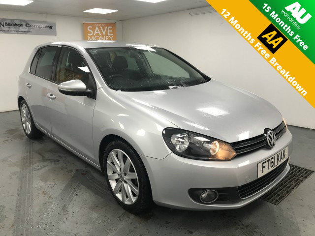 Used VOLKSWAGEN GOLF 2.0 GT TDI 5DR in West Yorkshire