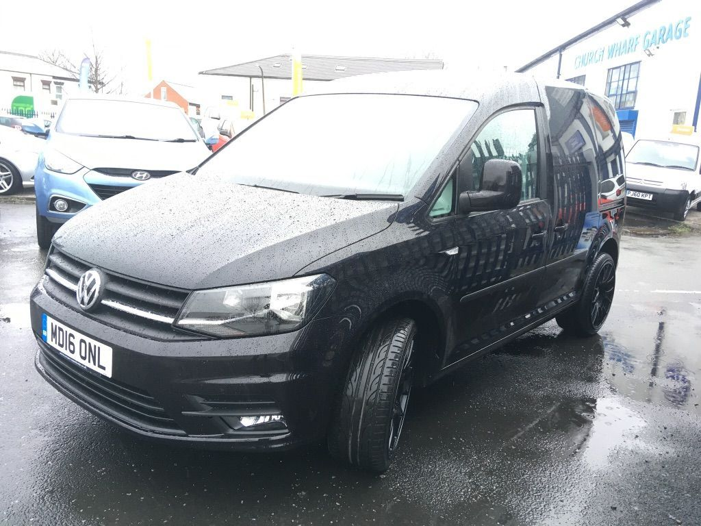 VOLKSWAGEN CADDY 2.0 C20 TDI HIGHLINE SEMI AUTOMATIC