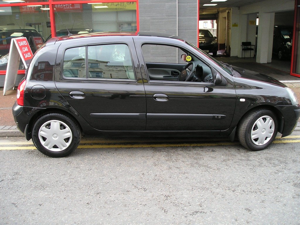 RENAULT CLIO 1.1 RUSH AUTHENTIQUE 8V 5DR