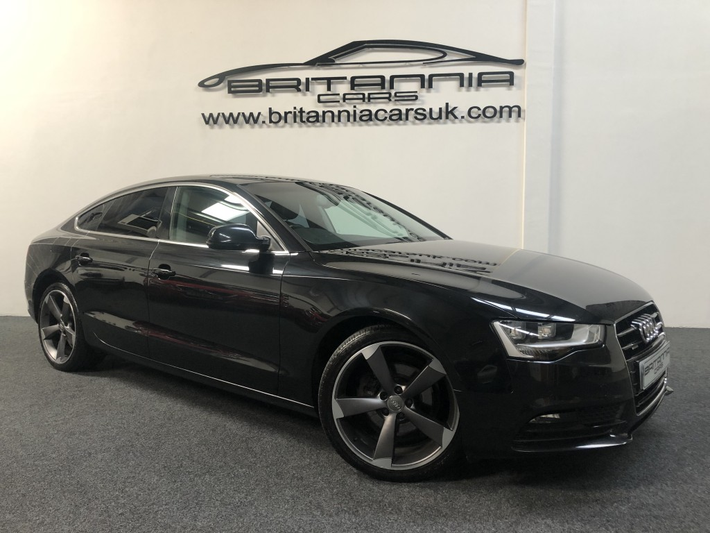 AUDI A5 2.0 SPORTBACK TDI QUATTRO SE TECHNIK 5DR For Sale ...