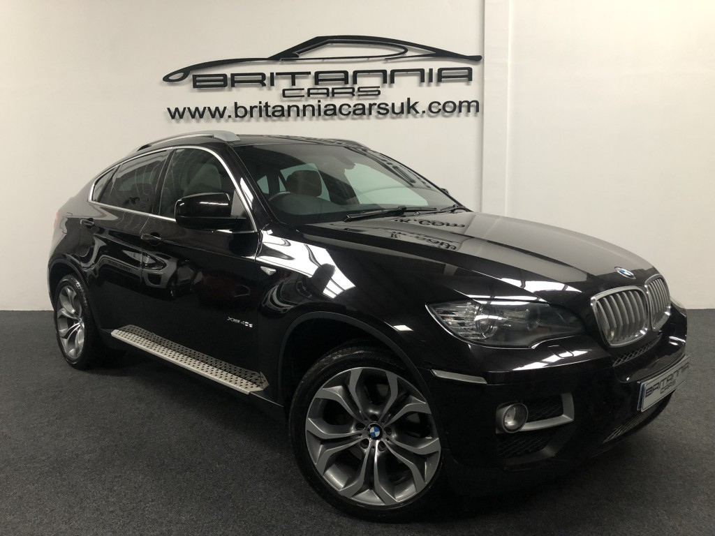 BMW X6 3.0 XDRIVE40D 4DR AUTOMATIC