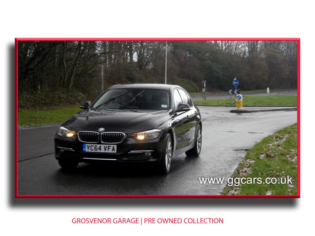 BMW 3 SERIES 2.0 320D LUXURY 4DR