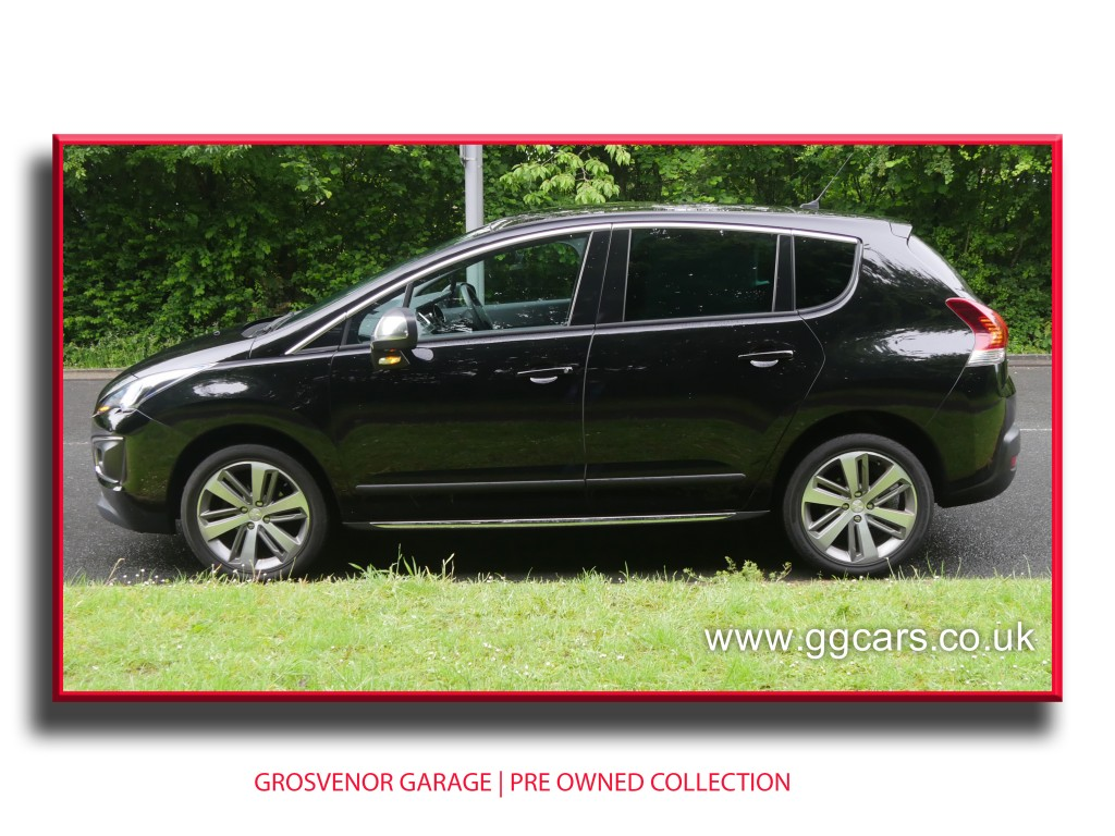 PEUGEOT 3008 1.6 BLUE HDI S/S ALLURE 5DR