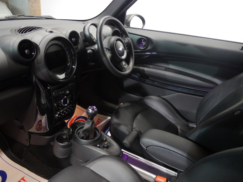 MINI PACEMAN 2.0 COOPER SD ALL4 3DR