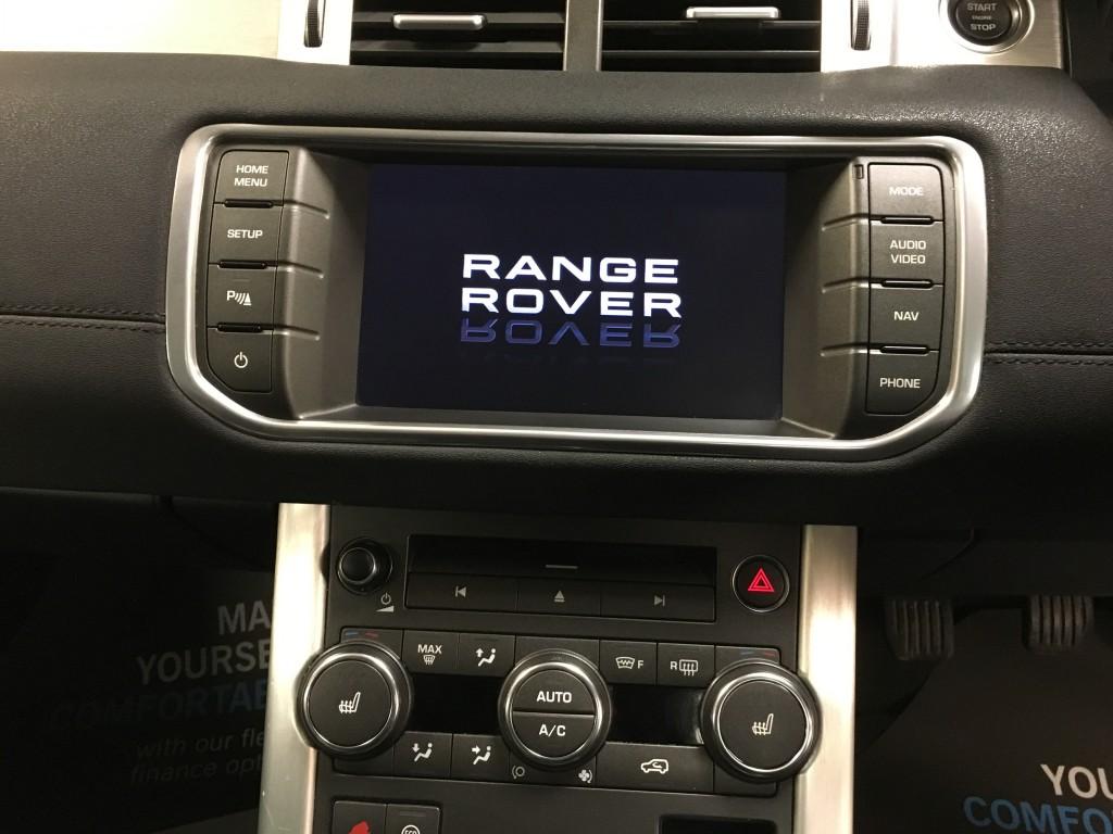 LAND ROVER RANGE ROVER EVOQUE 2.2 SD4 PURE TECH 5DR